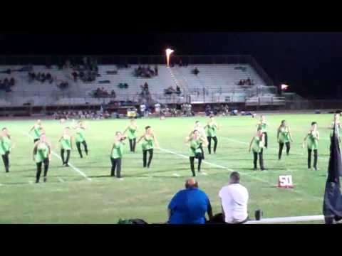 DIXON HIGH SCHOOL DANCE TEAM -  9/21/12