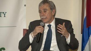 "(COMPLETE) The Honorable Carlos Gutierrez - ""Cubans in America"" - The Cesar L. Alvarez Series"