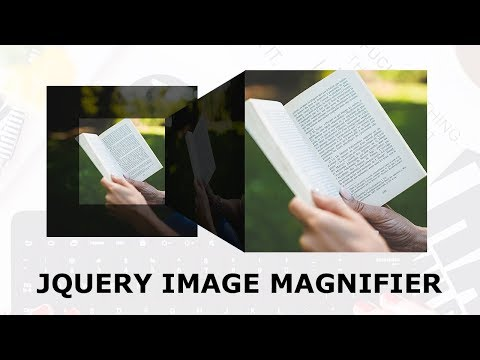 Product Image Magnifier Plugin - Image Zoom Effect On Hover With Html CSS & JQuery