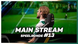 MAIN STREAM I SPEELRONDE 13 I eDivisie 2019-2020 FIFA20