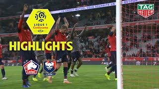 LOSC - SM Caen ( 1-0 ) - Highlights - (LOSC - SMC) / 2018-19