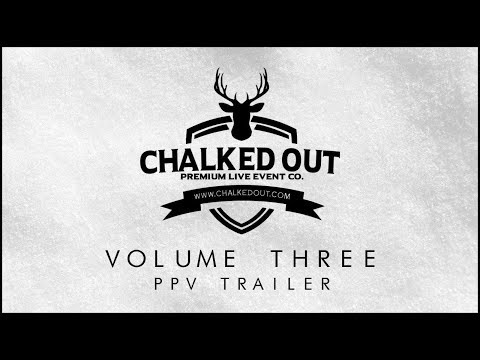KOTD x Chalked Out - Volume 3 | VOD Available Now!!