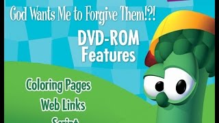 VeggieTales-God Wants Me To Forgive THEM?!? DVD ROM