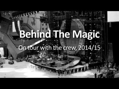 Queen + Adam Lambert - Behind The Magic