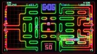 PAC-MAN Championship Edition DX Gameplay HD HIGH SCORE Xbox 360 CONTROLLER