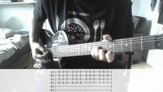 My Least Favorite Life by Lera Lynn (True Detective Guitar Lesson)