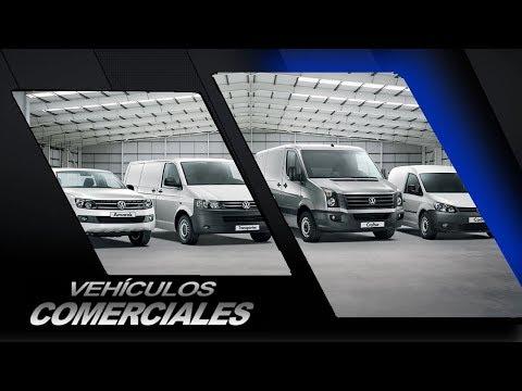Volkswagen Vehículos comerciales 📦🔧