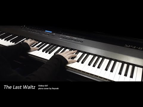 "Oldboy OST : ""The Last Waltz (Mido's Theme)"" Piano cover"
