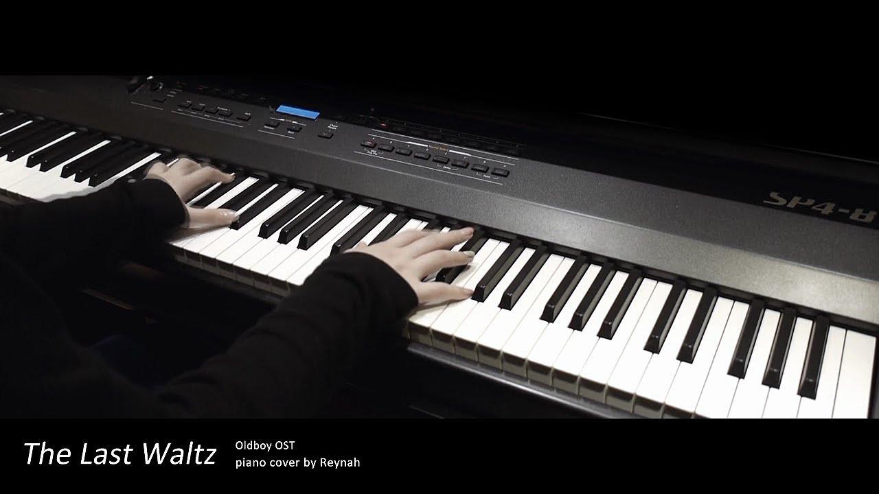 """올드보이 Oldboy OST : """"The Last Waltz (Mido's Theme)"""" Piano ..."""
