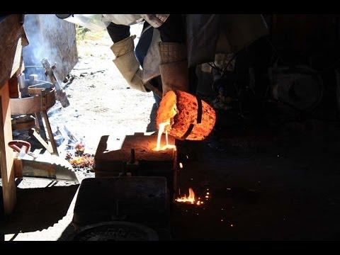 Odd Duck Foundry Sand Cast Iron (Full Length)