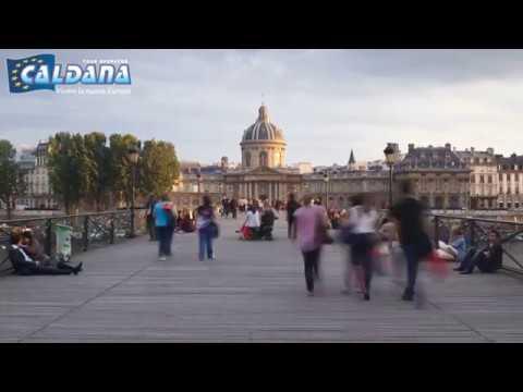 Parigi caldana travel youtube for Parigi travel tour