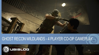 Ghost Recon Wildlands - 4-Player Co-Op Highlights