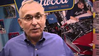 2010 SEMA V8TV Video Coverage: The Latest Restoration Supplies From Eastwood