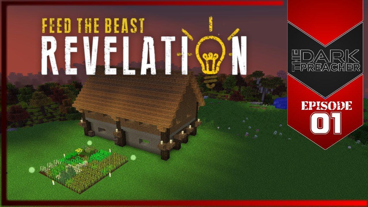 REVELATION RESOLUTION! | FTB Revelation 1 12 2 Modpack | Ep1