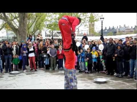Amazing London Acrobats