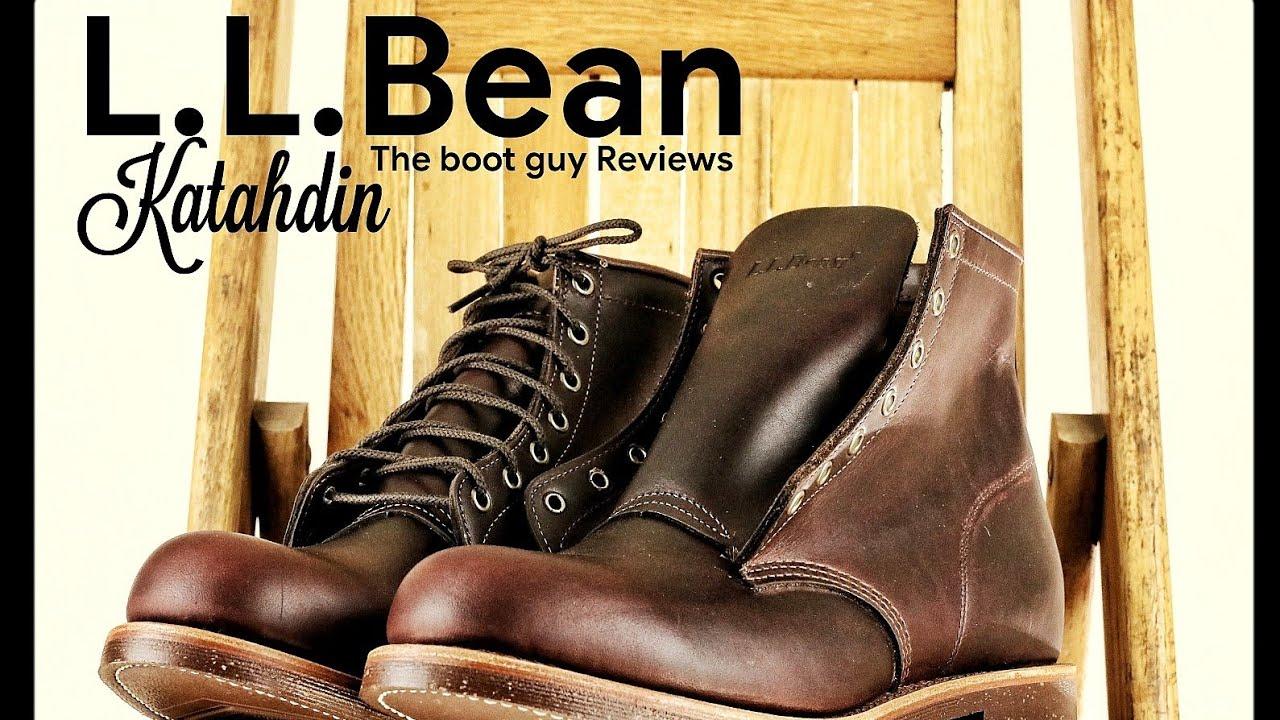 2ca28e0d619 L.L.Bean Katahdin| built by Chippewa,USA [ The Boot Guy Reviews ]