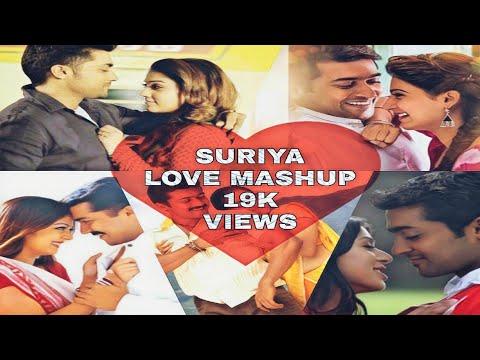 Surya love mashup  Mashup Of Raj
