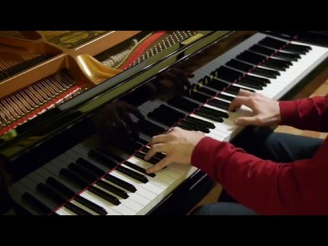 """Carol of the Bells"" - (piano solo)"