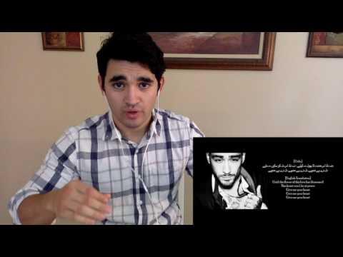 Zayn Malik - Intermission: Flower Reaction