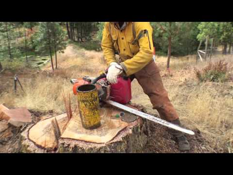 How To Split Firewood Properly