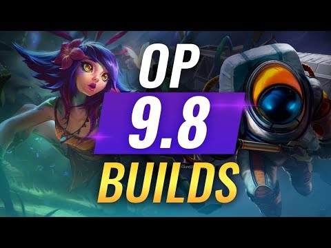 11 Korean Builds to Copy in Patch 9.8 - League of Legends Season 9