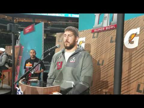 Alex Mack on why there aren