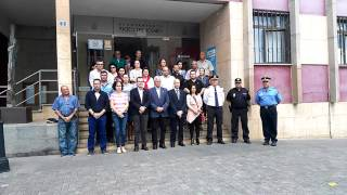 Fuerteventura guarda un minuto de silencio por las víctimas de Tenerife