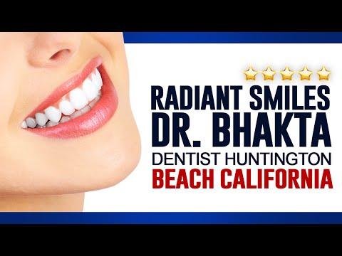 Radiant Smiles | Dr. Bhakta | Dentist Huntington Beach CA - (714) 274-9713