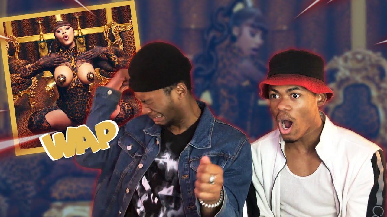 Download Cardi B - WAP feat. Megan Thee Stallion Official Music Video (Reaction)