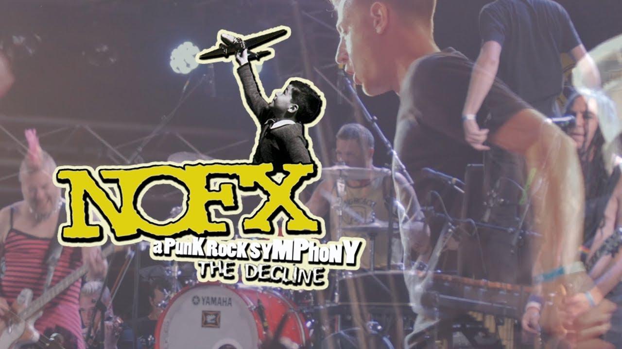 b7c18d75a4c6de THE DECLINE - a punk rock symphony - LIVE at JERA ON AIR 2018 - YouTube