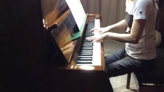 參加鋼琴升級的過關挑戰前之紀錄!