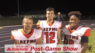 Post-Game Show - Football vs. Willard