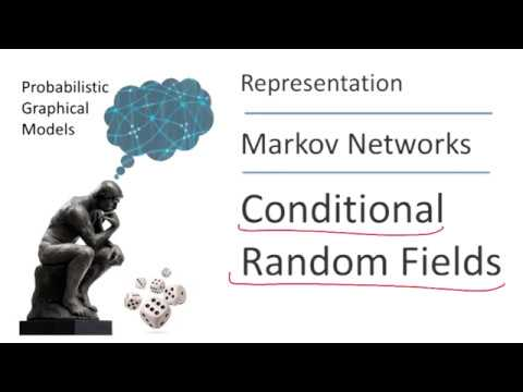 Conditional Random Fields - Stanford University (By Daphne Koller)
