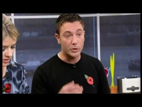 gino d 39 acampo 39 s shank this morning 11th november 2010. Black Bedroom Furniture Sets. Home Design Ideas