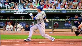 2011/12 Australian Baseball League Promo - MLB Impact