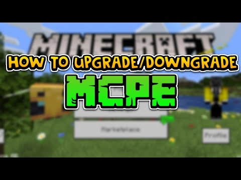 how-to-update/downgrade-minecraft-windows-10-edtion-(mcpe)