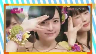 【超話題】NNB須藤凜々花 初センターNMB48 ドリアン少年