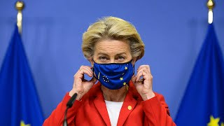 video: Brexit latest news: You've got a month to respond to legal action, Ursula von der Leyen tells Britain
