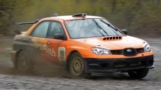 Rally Racing 101 in the Subaru WRX STI! - The J-Turn Episode 8