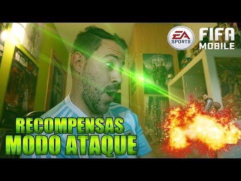 EPIC FAIL MODO ATAQUE & RECOMPENSAS!!! FIFA MOBILE