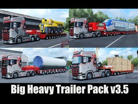 ✅-ets2-1.30---big-heavy-trailer-pack-v3.5
