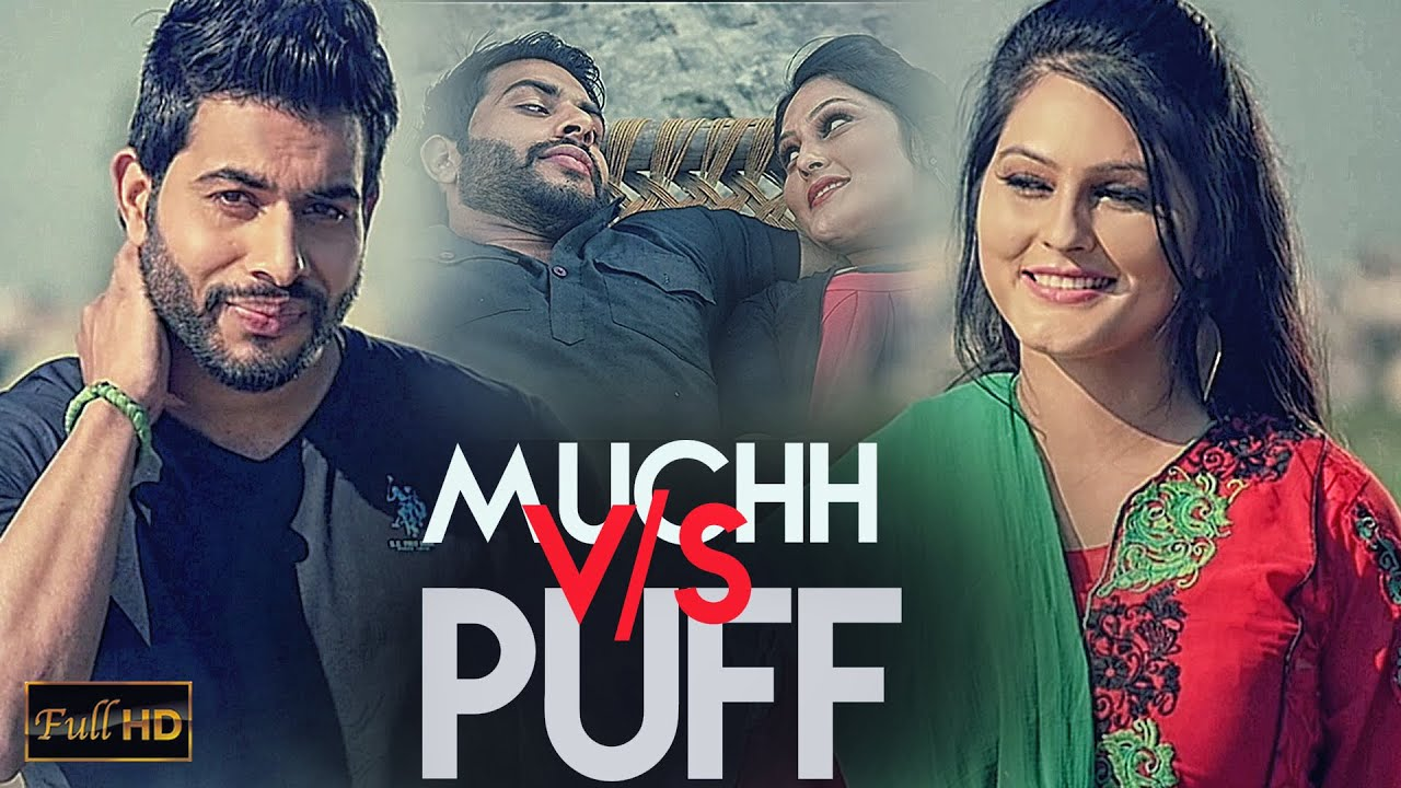 New Punjabi Songs 2015 | MUCHH VS PUFF | LUCKY KHAN feat  R GURU | Latest  Punjabi Songs 2015