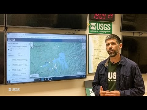 Yellowstone Volcano Observatory Monthly Update: October 1, 2020