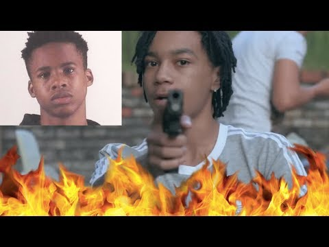 New Tay-K? | YBN Nahmir - Rubbin Off The Paint | Reaction