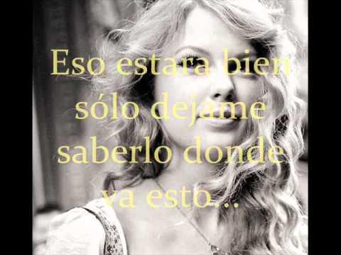 Taylor Swift- Your Anything subtitulos en español