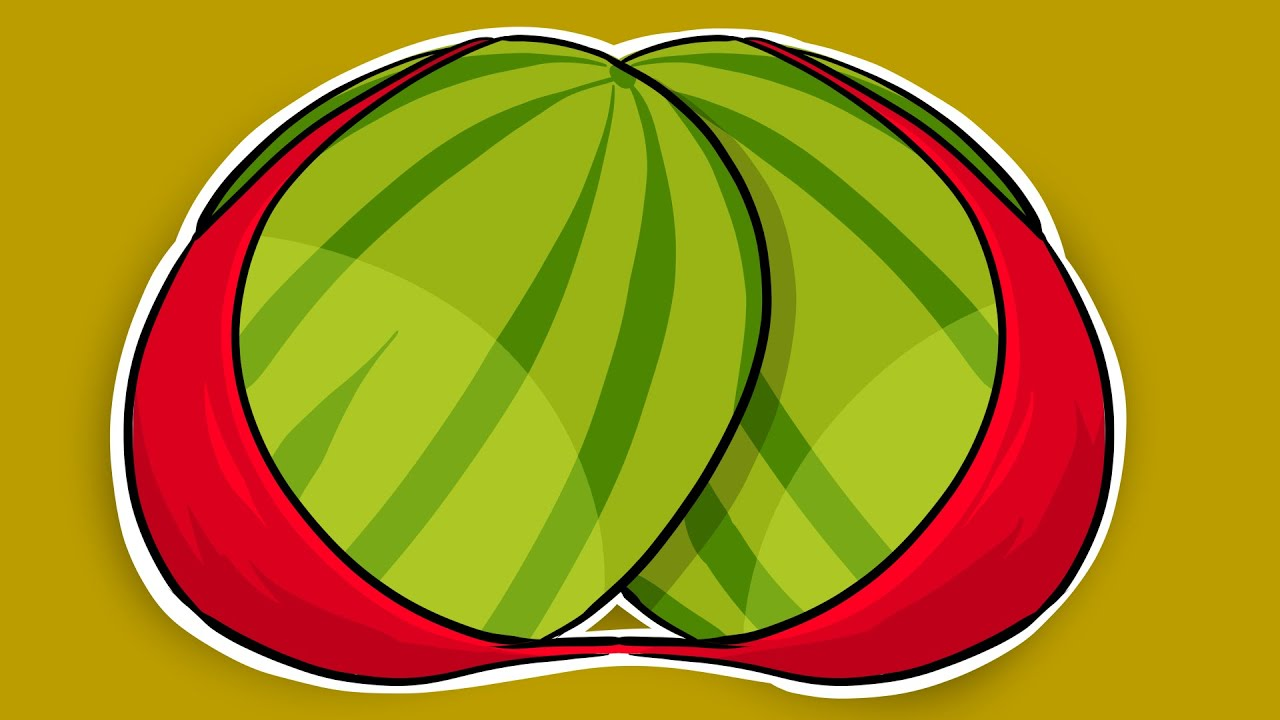 Watermelon Boob 84