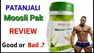 Patanjali Musli Pak Benefits & Review | Hindi | High Protein Review by Healthy India