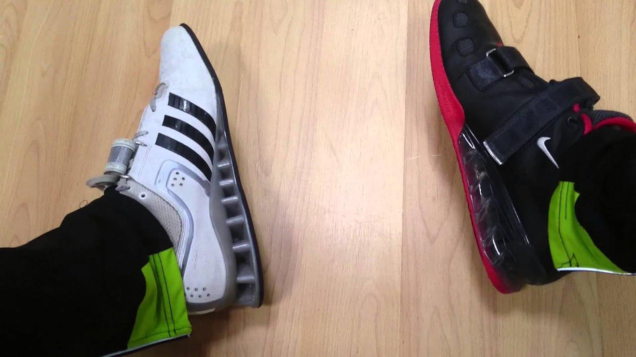 adidas powerlift 2 vs adipower