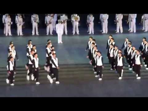 "NIPPON SPORT SCIENCE UNIVERSITY ""SHUDAN KODO"" MARCHING TEAM, JAPAN   Basel Tattoo 2016   Full Show"