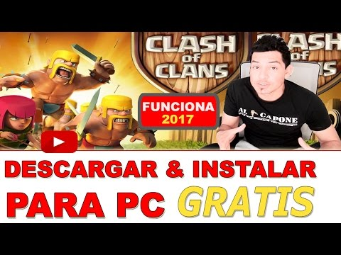 How to download Clash of Clans for PC │CLASH OF CLANS FOR PC 2017